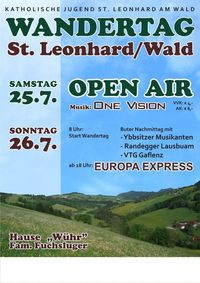 Wandertag@St. Leonhard am Wald