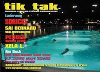 Tik Tak - The Summer Session Part 1 @Badeschiff