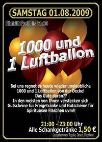 1000 und 1 Luftballon