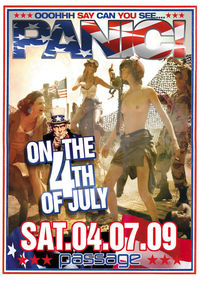 Panic! on the 4th of July@Babenberger Passage