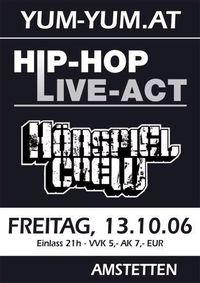 Hip Hop-Event@Yum Yum - Club