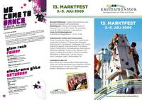 Marktfest Kremsmünster@Marktplatz