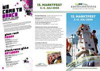 Marktfest Kremsmünster - Frühschoppen @Marktplatz