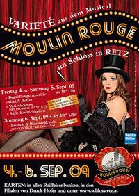 Moulin Rouge@Schloss Retz