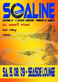 Sealine - Electronic  In & Outdoor @Seaside Lounge