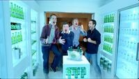 >>Will den begehbaren Kühlschrank aus der Heineken Werbung