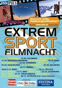 Extremsportfilmnacht@Koralmhalle