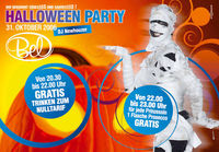 Halloween-Party@Disco Bel