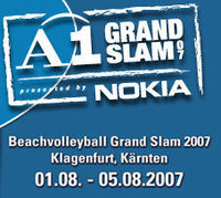 Beachvolleyball Grand Slam 2007@Strandbad