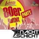 Antenne Vorarlberg 80er Kulthit-Party@Nachtschicht