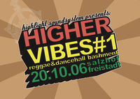 Higher Vibes #1@Salzhof