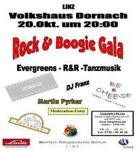 Rock & Boogie Benefizgala@Vokshaus Linz-Dornach
