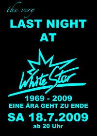 The very last Night