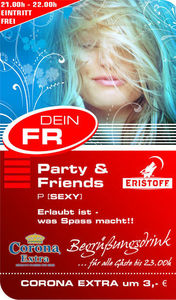 Party & Friends@Partyhouse