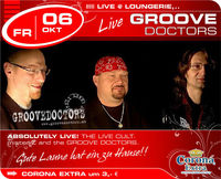 Groove Doctors Live@Partyhouse