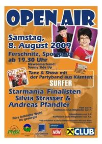 Open Air@Sportplatz Ferschnitz