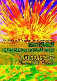 2. Botanika Homegrow Sommerfest@Gasthaus Reif