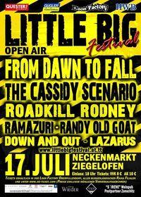 Little Big Festival@Etaone Gelände / Ziegelofen