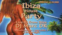 Ibiza House Party@A-Danceclub