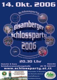 Schlossparty Bisamberg@Schlosshalle