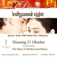 Bollywood Night@Aux Gazelles
