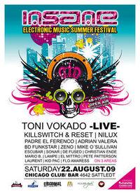 """""""INSANE MUSIC FESTIVAL"""" @ 22.08.2009"""