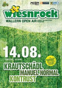 Wiesnrock@Open Air