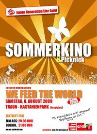Sommerkino & Picknick@Kastanienpark