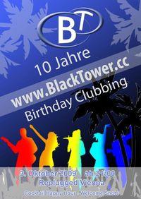 10 Jahre BlackTower.cc - Birthday Clubbing