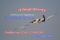 Fliegerparty@Disco Sachs