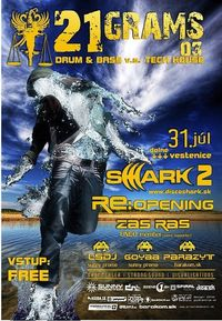 21 Grams 03@Disco Shark II
