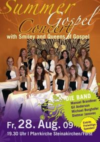 Summer Gospel Concert@Pfarrkirche
