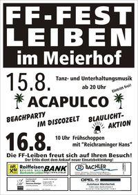 FF- Fest Leiben@MEIERHOF