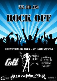 Rock OFF@Grundthaler