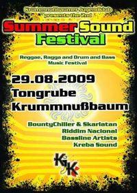 Summersoundfestival@Tongrube Krummnußbaum (Niederösterreich)