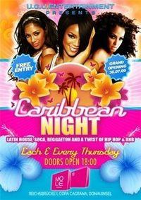 Caribbean Night@Donauinsel