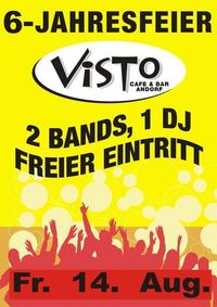 6 Jahresfeier@Visto
