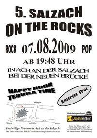 Salzach on the Rocks@Wiese