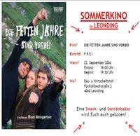 Sommerkino in Leonding@Bauhof-Stadl