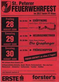 Feuerwehrfest St.Peter/Au@Feuerwehrfest