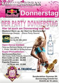 Party Donnerstag@Nightrow