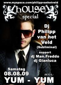 Philipp van het Veld @Yum Yum - Club