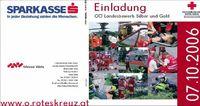 Sanitätshilfelandesbewerb 2006@Stadt Wels