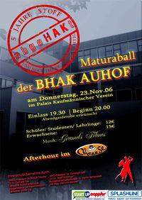 Maturaball der BHAK Auhof