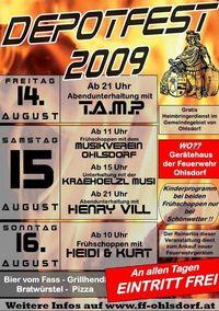 Depotfest FF Ohlsdorf@Feuerwehrhaus Ohlsdorf
