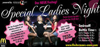 Special Ladies Night