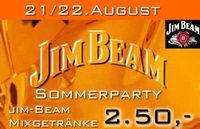 Jim Beam Sommerparty@Midnight-Dancing Braunau