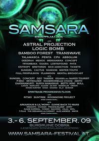 Samsara-Festival 2009@Burgruine Dobra