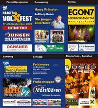 Haager Volxfest@Volxfestgelände