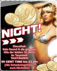 99 Cent Night@Bollwerk Klagenfurt